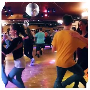 Tanzen lernen Video: Tanzspaß bei Springer