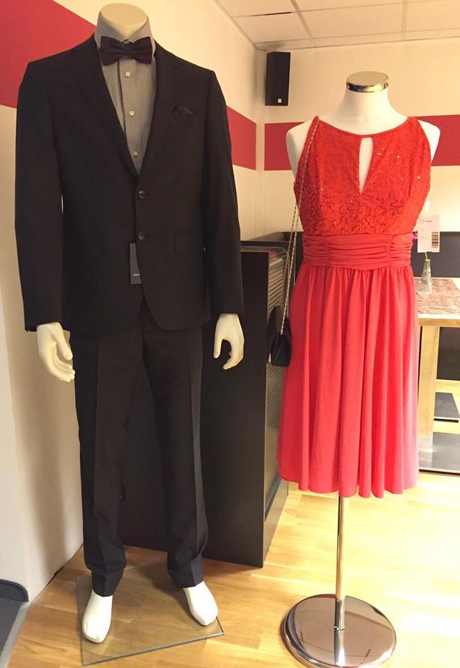 Anzug und Abendkleid kaufen