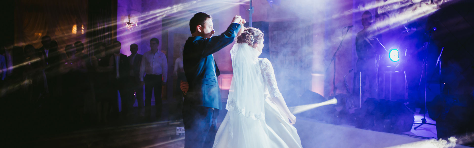 Hochzeitstänze lernen